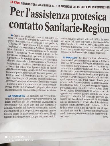 Gazzetta del Mezzogiorno Bari 05 giugno 2020