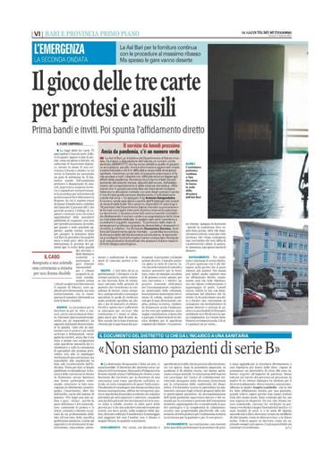 Gazzetta del Mezzogiorno 04 feb 2021
